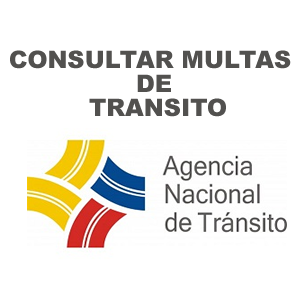 ANT Consultar multas de tránsito