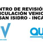 Centro de revisión y matriculación vehicular San Isidro del Inca - AMT Quito