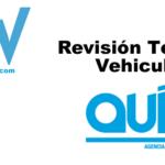 Revisión técnica vehicular Quito