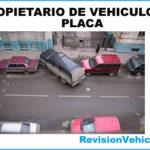 Consultar propietario de vehículo por placa, dueño de automovil
