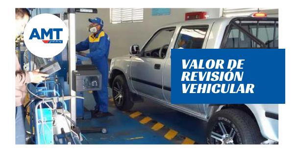 Consultar valor a pagar Revisión Vehicular AMT Quito